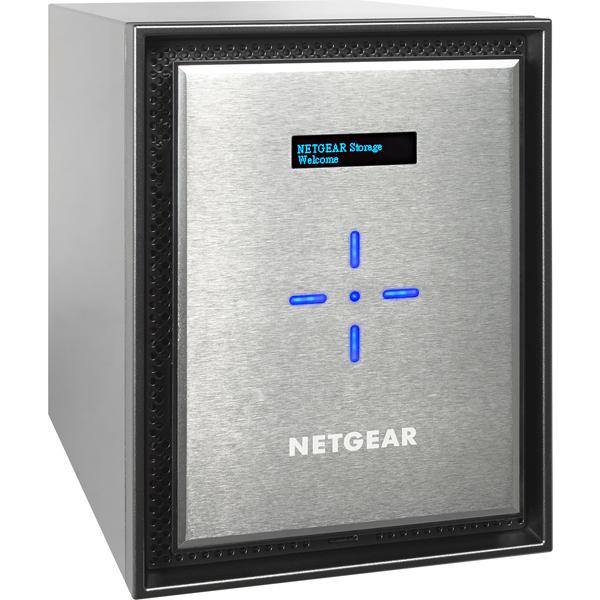 NETGEAR RN626XE4-100AJS [ReadyNAS 626X 6ベイ デスクトップ型(4TB*6)]