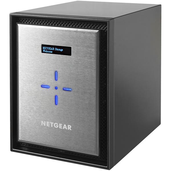 NETGEAR RN626XE6-100AJS [ReadyNAS 626X 6ベイ デスクトップ型(6TB*6)]