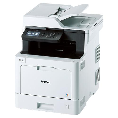 ブラザー JUSTIO MFC-L8610CDW [A4カラーレーザー複合機/FAX/31PPM/LAN/ADF]