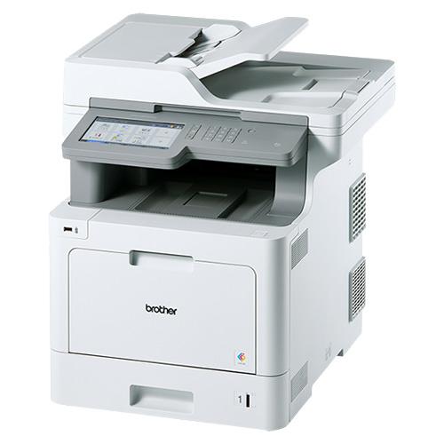 ブラザー JUSTIO MFC-L9570CDW [A4カラーレーザー複合機/FAX/31PPM/LAN/ADF]