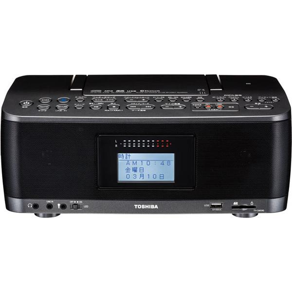 東芝 TY-CWX90(KM) [SD/USB/CDラジオ ガンメタリック]