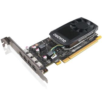 レノボ・ジャパン 4X60N86661 [NVIDIA Quadro P1000 (ハイプロファイル)]