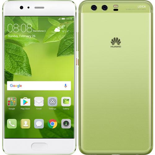ファーウェイ(Huawei) ★音声SIM申込書付!★P10 Plus/VKY-L29A/Greenery [P10/PLUS/Greenery]