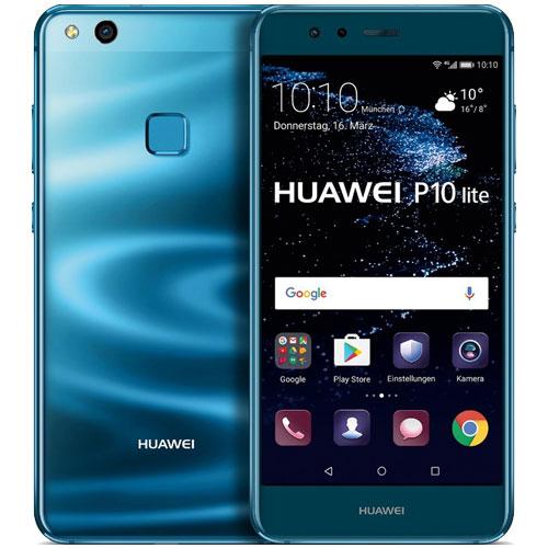 ファーウェイ(Huawei) P10 lite/WAS-LX2J/Sapphire Blue [P10/Sapphire Blue]