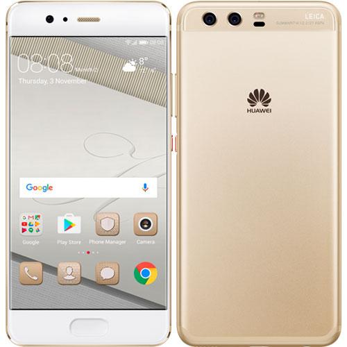 ファーウェイ(Huawei) ★音声SIM申込書付!★P10/VTR-L29B/Prestige Gold [P10/Prestige Gold/51091NND]