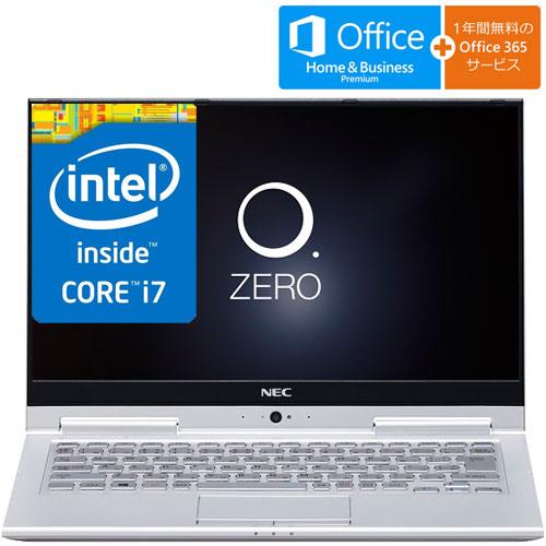PC-SN276V1AA-2 [LAVIE Smart HZ(Core i7-7500U 8GB SSD128GB 13.3FHD/IGZOタッチパネル H&B SV)]