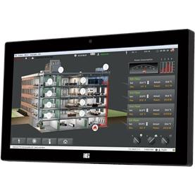 IEI AFL AFL3-W15C-ULT3-C/PC/4G [タッチパネルPC 15.6インチ Cel 静電容量]