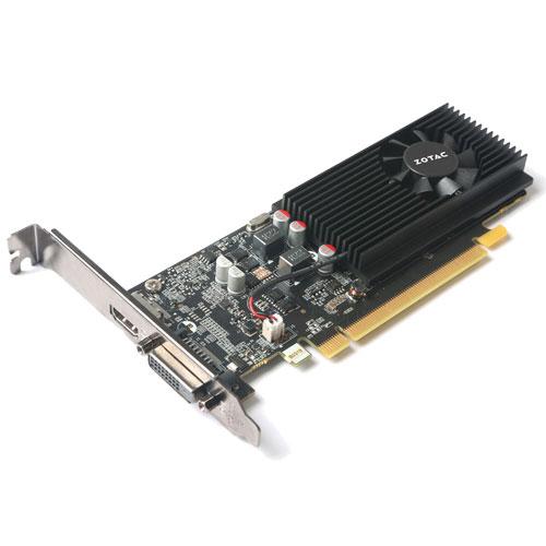 ZOTAC ZTGT1030-2GD5LP/ZT-P10300A-10L [GeForce GT 1030 2GB GDDR5 LowProfile対応]