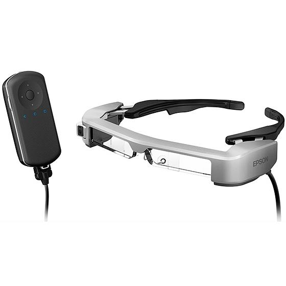 エプソン MOVERIO BT-350 [スマートグラス/商用/Wi-Fi/Bluetooth/Android5.1]