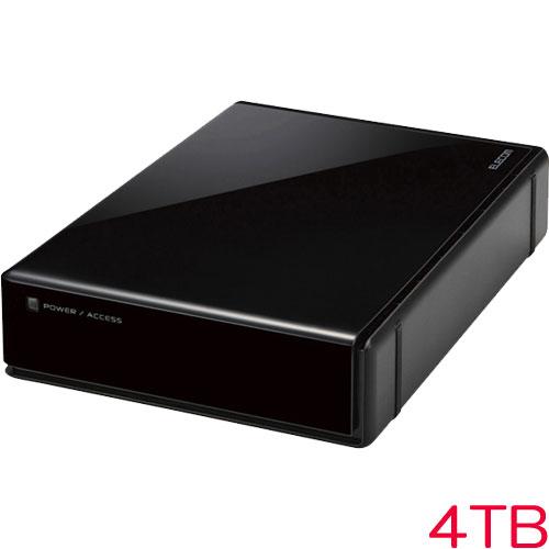 エレコム ELD-REN040UBK [3.5インチ外付HDD/WD Red/USB3.0/4TB/法人用]