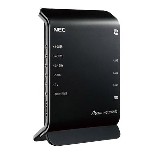 NEC PA-WG1200HS2 [Aterm WG1200HS2]