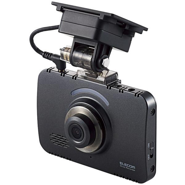 エレコム LVR-HDR235F [ドライブレコーダー/大画面タッチパネル/電源直結/法人]