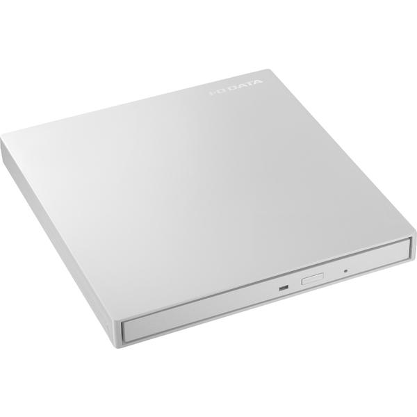 アイオーデータ DVRP-UT8LA DVRP-UT8LWA [USB3.0対応 ポータブルDVDドライブ パールホワイト]