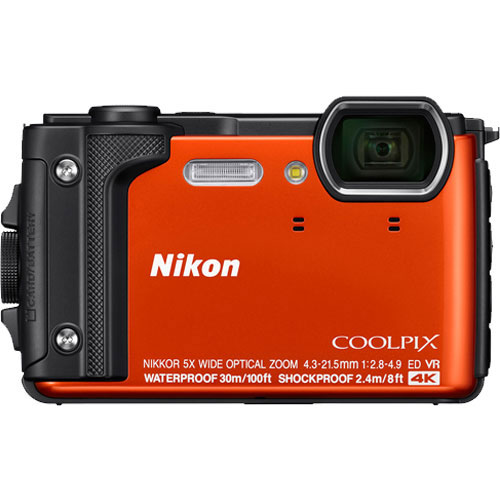 COOLPIX W300OR(オレンジ)