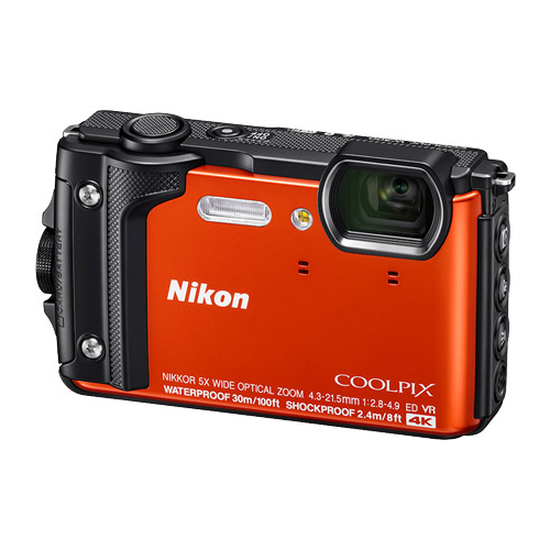 COOLPIX W300OR_画像2