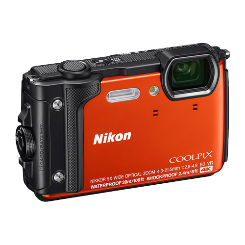 COOLPIX W300OR_画像3