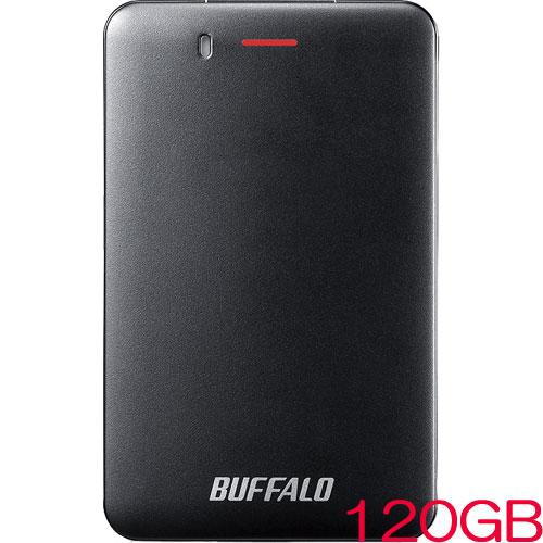 SSD-PM120U3A-B [USB3.1(Gen1) 小型ポータブルSSD 120GB ブラック]