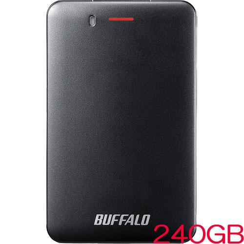 SSD-PM240U3A-B [USB3.1(Gen1) 小型ポータブルSSD 240GB ブラック]