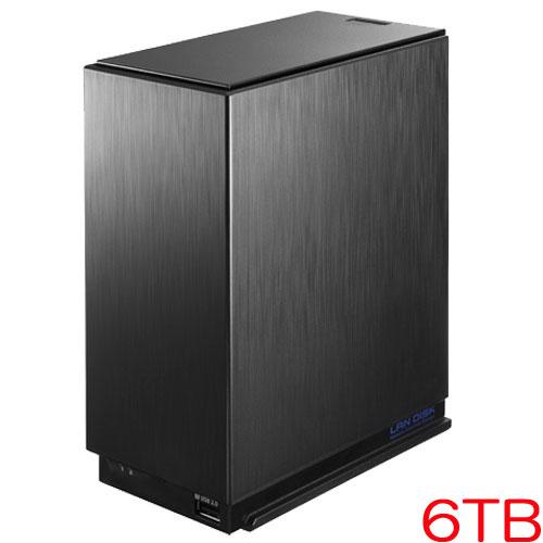 HDL2-AA6/E [デュアルコアCPU搭載 NAS(ネットワークHDD) 6TB 3年保証]