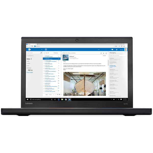 レノボ・ジャパン 20HN000TJP [ThinkPad X270(i7/4/500/W10P/12.5)]
