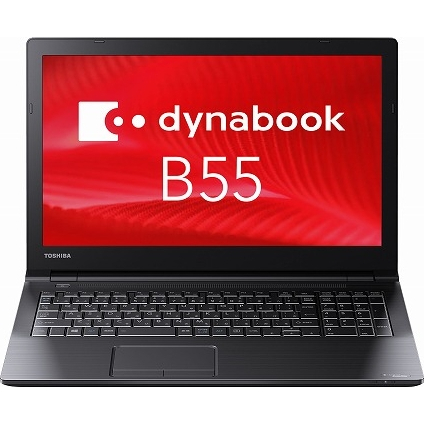 東芝 PB55BFADCRAQD11 [dynabook B55/B]