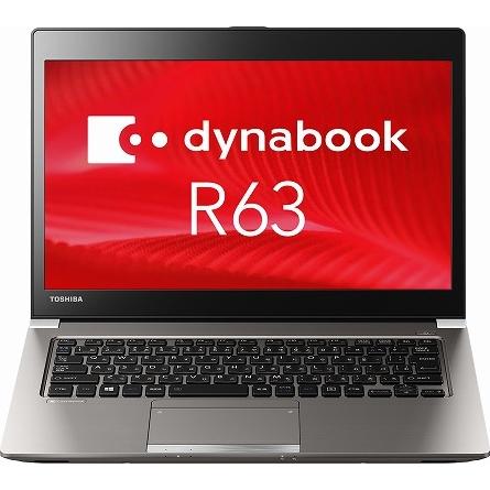 東芝 PR63BEAA537QD1H [dynabook R63/B]