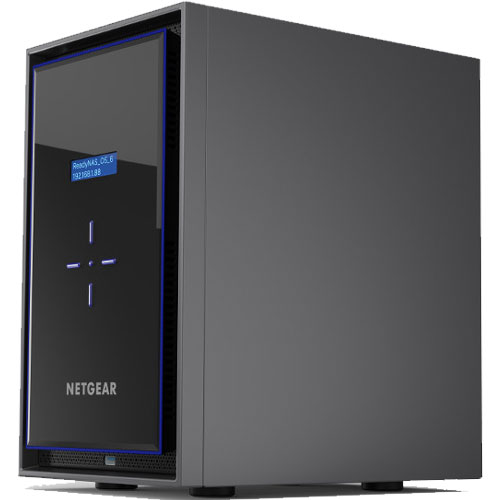 NETGEAR ReadyNAS428 RN428E4-100AJS [ReadyNAS 428 8ベイデスクトップ 32TBモデル]