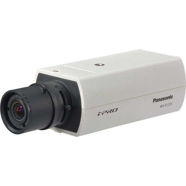 パナソニック i-PRO EXTREME WV-S1131 [屋内フルHDボックスネットワークカメラ(レンズ別売)]