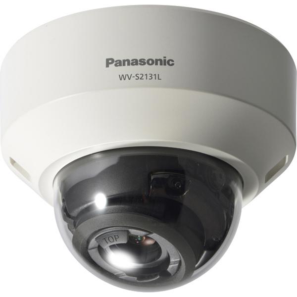 パナソニック i-PRO EXTREME WV-S2131L [屋内フルHDドームネットワークカメラ(IR LED)]