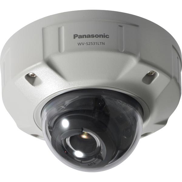 パナソニック i-PRO EXTREME WV-S2531LTN [屋外フルHDバンダルネットワークカメラ(IR LED)]