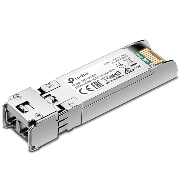 TP-LINK TXM431-SR [10GBase-SR SFP+ LC Transceiver]
