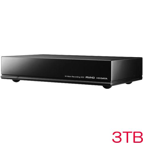アイオーデータ AVHD-UTB3/EX [USB 3.0/2.0対応 録画用ハードディスク 3TB]