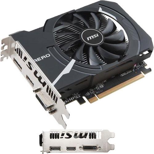 MSI Computer Radeon RX 560 AERO ITX 4G OC
