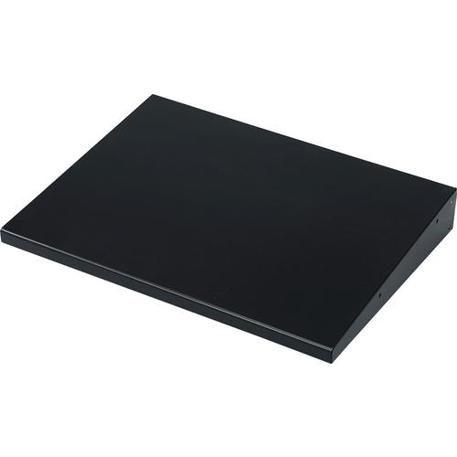 サンワサプライ CR-PLNT3BK [電動昇降液晶・プラズマディスプレイスタンド用棚板]
