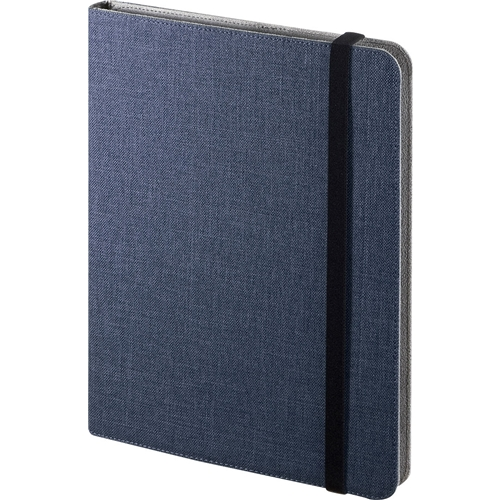 PDA-TABFB10BL [タブレットPCマルチサイズケース(10.1型・スタンド付・ブルー)]