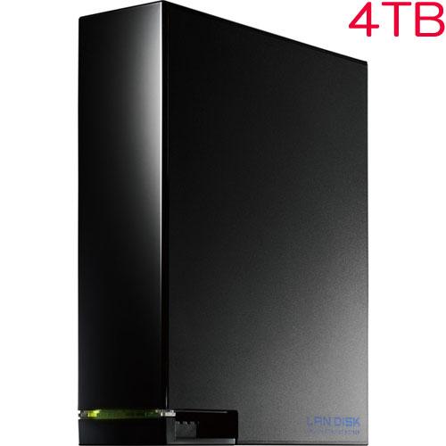 アイオーデータ HDL-AAW HDL-AA4W [デュアルコアCPU搭載 1ドライブ高速ビジネスNAS 4TB]