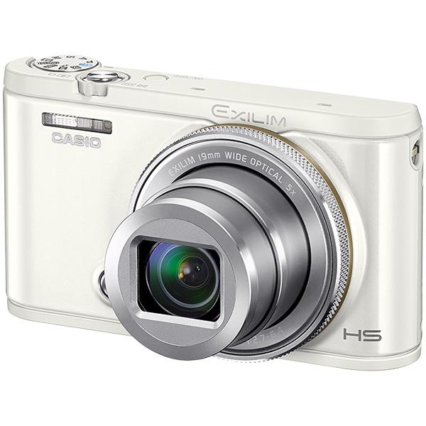 カシオ EX-ZR4100WE [デジタルカメラ EXILIM EX-ZR4100 ホワイト]