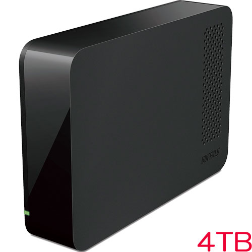 HD-NRLC4.0-B [USB3.0 外付けハードディスク 4TB BUFFALO バッファロー]