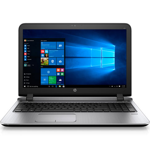 HP Compaq 2RA35PA#ABJ [450G3 i3-6100U/15H/4.0/500m/10D73/cam]