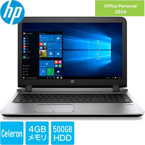 HP Compaq 2RA46PA#ABJ [450G3 3855U/15H/4.0/500m/W10P/O2K16/cam]