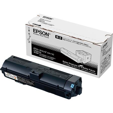エプソン LPB4T24 [A4モノクロページプリンター用 ETカートリッジ/Sサイズ]