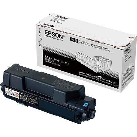 エプソン LPB4T26 [A4モノクロページプリンター用 ETカートリッジ/Lサイズ]