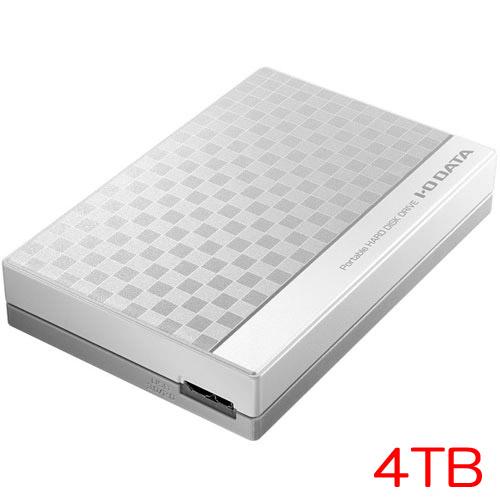 EC-PHU3W4D [USB 3.0/2.0対応ポータブルハードディスク4TB]