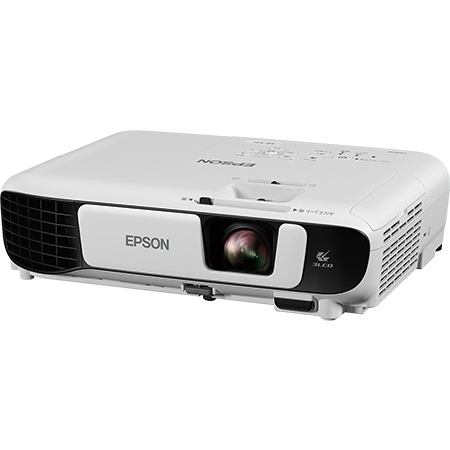 エプソン EB-S41 [ビジネスプロジェクター/3300lm/SVGA/ホーム画面]