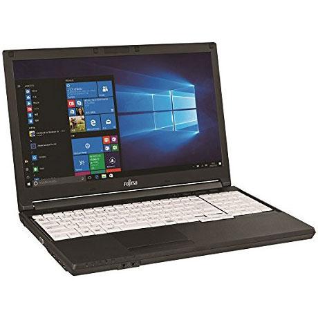 富士通 FMVA2004DP [LIFEBOOK A576/RX (Celeron 4GB 500GB DSM 15.6 W7Pro32(DG10P64)]