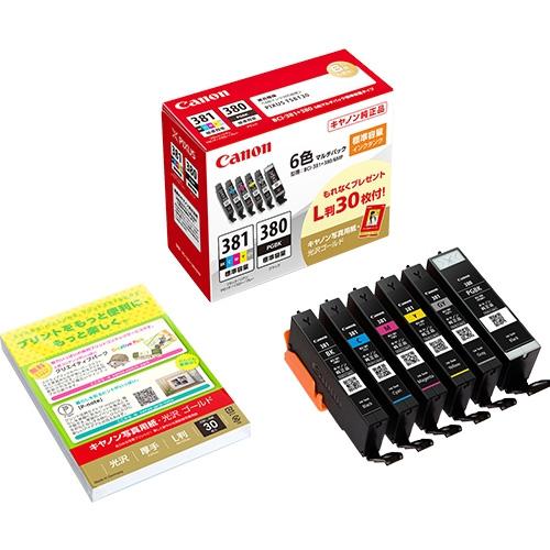 BCI-381+380/6MP [インクタンク 2344C002]