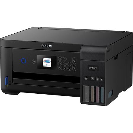 エプソン ecotank EW-M571T [A4カラーIJ複合機/多機能/Wi-Fi/1.44型液晶]