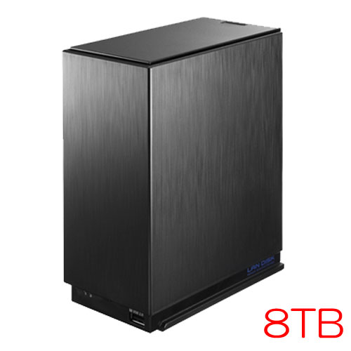 HDL2-AA8/E [デュアルコアCPU搭載 NAS(ネットワークHDD) 8TB]