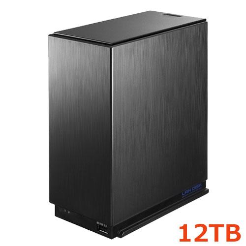 アイオーデータ HDL2-AA12/E [デュアルコアCPU搭載 NAS(ネットワークHDD) 12TB]