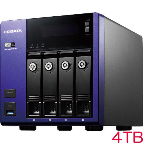 アイオーデータ HDL-Z4WPD HDL-Z4WP4D [WSS2016 Std/Celeron搭載 4ドライブNAS 4TB]